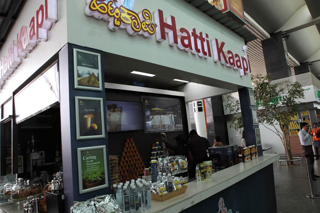 Hatti Kaapi - Bengaluru International Airport (1)