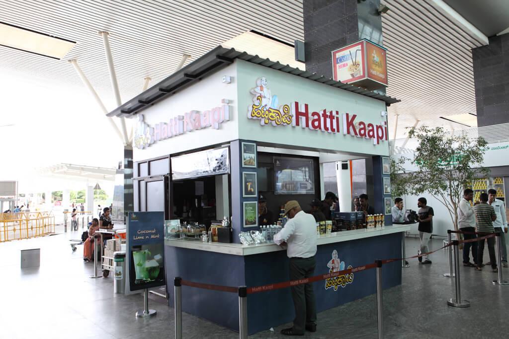 Hatti Kaapi - Bengaluru International Airport (2)