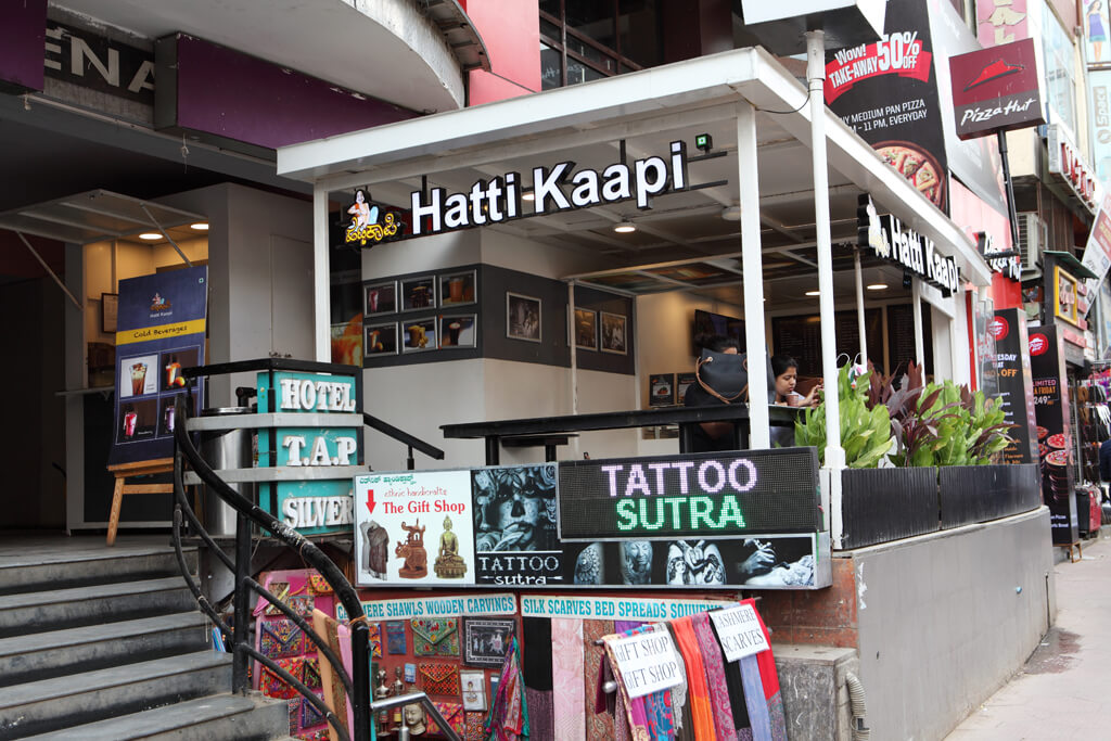 Hatti Kaapi - Brigade Road Outlet
