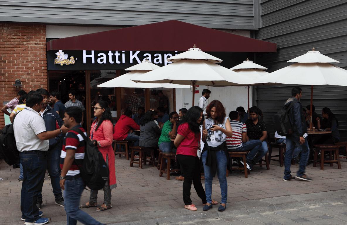 Hatti Kaapi - Manyata Tech Park (1)