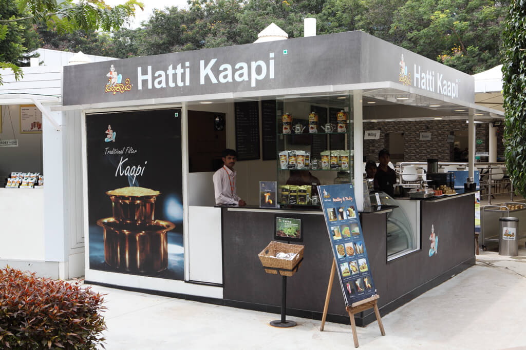 Hatti Kaapi - SAP Outlet