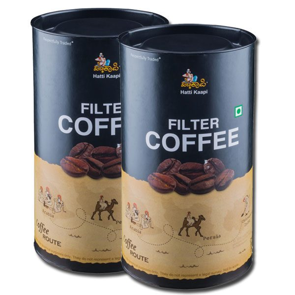 Filter Coffee Powder with Chicory